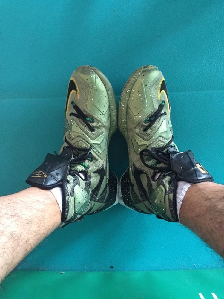 Nike LeBron 13 ASG 全明星 四次打球后评价
