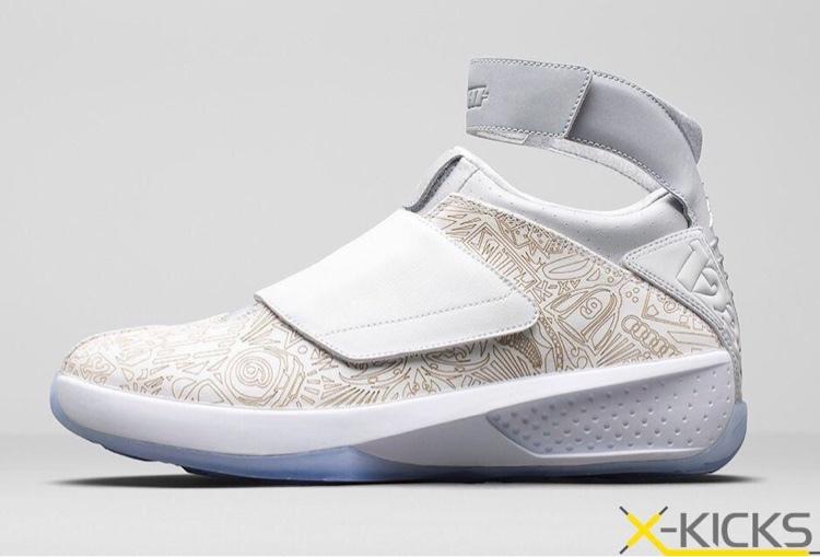 Air Jordan laser