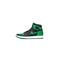 "Air Jordan 1 ""Pine Green"" 黑绿"