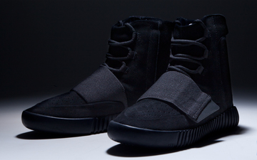 adidas Yeezy 750 Boost Black 中国区登记地址