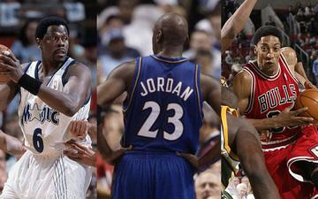 來看看NBA的那些傳奇名宿最后一場比賽都穿什么鞋?