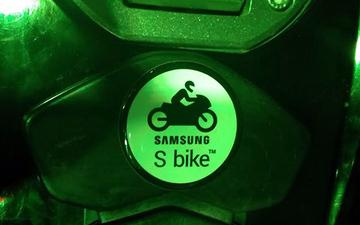 骑行模式——S Bike模式!