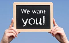 get招聘!我们期待你的加入!
