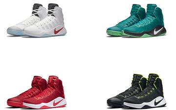 多款 Nike Hyperdunk 2016 将发售