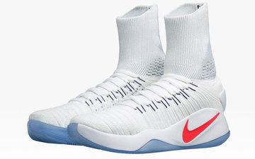 Nike Hyperdunk Flyknit 2016现已在特定店铺发售