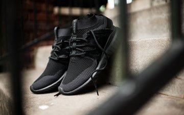 暗夜黑魂:adidas Tubular Nova Primeknit 全黑配色