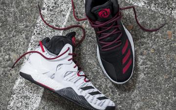 Adidas D Rose 7多款配色,你喜欢哪一款?