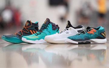 看看adidas为国家赛推出了那几款球鞋?
