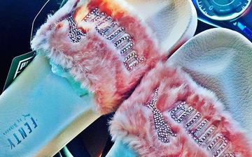 这些bling bling的鞋子你敢穿吗?