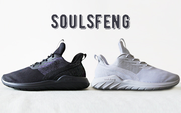 get将与美国Soulsfeng品牌联合出品新时代慢跑鞋