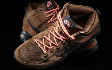 降温装备 Nike SB Dunk High Boot