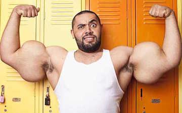 慎入!深夜课堂:偏执的肌肉狂们