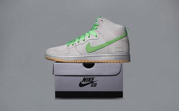 """银盒时代 Nike SB Dunk High """"Silver Box"""" 发售日期"""