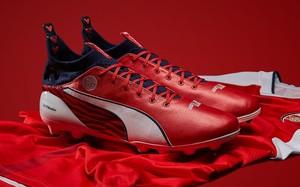 PUMA将为阿森纳球员卡索拉推出专属版evoTOUCH足球鞋