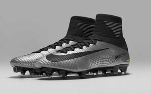 耐克发布C罗专属球鞋第三章:新款Mercurial Superfly Heritage iD战靴