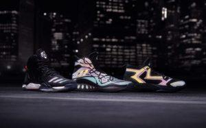 adidas Basketball XENO 2016 Collection 炫彩亮相
