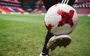 阿迪达斯2017年联合会杯官方比赛用球观察