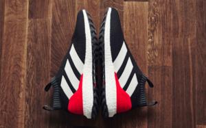 adidas ACE 16+ Ultraboost红色警戒