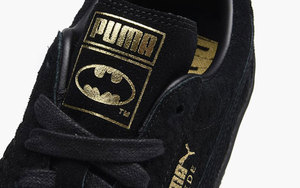 "暗黑蝙蝠侠:Puma Suede ""Batman"" 即将发售"