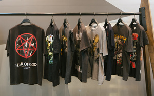 Fear of God「Resurrected T-Shirt Project」系列首尔 BOON THE SHOP 发售先导预览