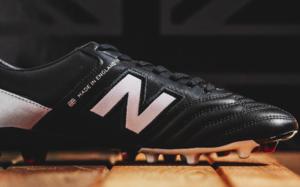 英格兰制造!new balance全新袋鼠皮足球鞋
