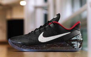德罗赞第三双专属 Nike Kobe A.D.