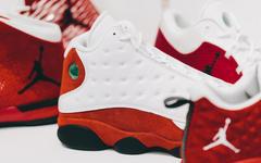 Jordan Brand 红白圣诞 PE 系列一览!