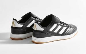 Adidas Copa Tango复古黑白配色登场