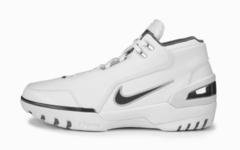重磅!!!詹姆斯一代Nike Air Zoom Generation或将今年复刻?