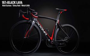 更轻更硬更气动 Pinarello发布全新车型Dogma F10