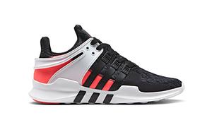 经典配色回归-adidas Originals EQT「Turbo Red」系列即将上架