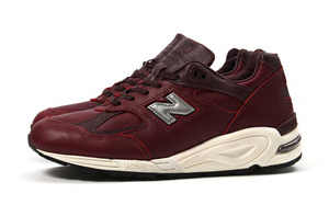 Horween x New Balance 990v2 Made in USA 全新配色登场