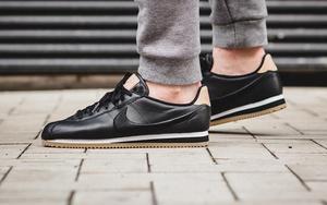 """经典鞋款遇上经典配色,Nike Cortez 全新""""Black""""配色设计"""