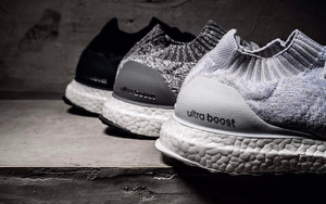 后跟磨砂质感!adidas Ultra Boost Uncaged 全新三色