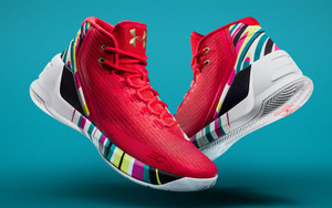 Under Armour Curry 3 CNY 现已在海外地区发售