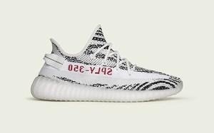 adidas YEEZY BOOST 350 V2 全新「Zebra」配色官方图片一览