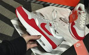 Nike Air Max 1 OG 元祖鞋盒实物曝光