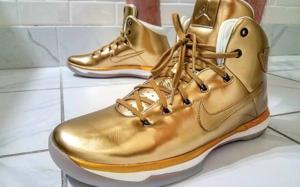 Air Jordan XXX1 Gold上脚效果一览