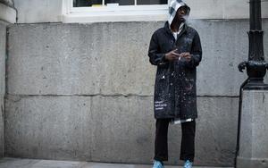 被评A+的伦敦时装周街拍造型
