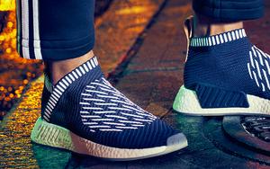 上脚挺帅的,adidas 正式发布 NMD_CS2「Ronin」别注系列