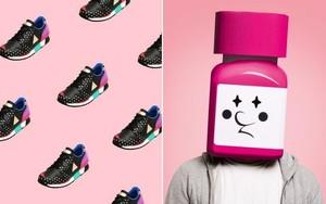 """古灵精怪,Jun Watanabe x Le Coq Sportif 全新联名""""Eureka OG""""鞋款"""