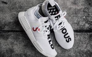 这双鞋想风靡世界?adidas NMD定制作品野心十足