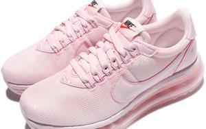 """粉色格调,Nike Air Max LD Zero 全新配色""""Pearl Pink"""""""