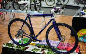 """低调的奢华 北美手工自行车展上那些""""壕""""车"""