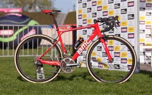 红色有角三倍速—范阿维马特的BMC GF RBX