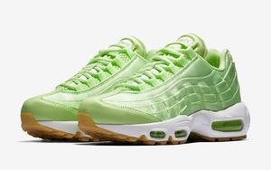 """Nike Air Max 95 全新配色""""Liquid Lime"""""""