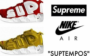 Supreme X Nike Air More Uptempo 定于本月发售