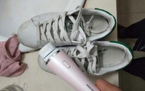 刷小白鞋的时候注意了!一不小心可能就会很惨
