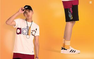 adidas 发布2017 Summer系列,ab、吴亦凡等明星阵容强大