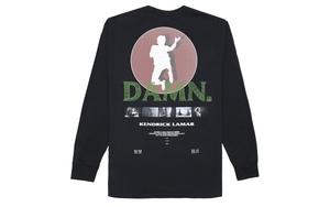 "Kendrick Lamar 以""Kung-Fu Kenny""为灵感打造《DAMN.》纪念单品"